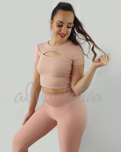 leggings-de-cintura-alta-brocado-rosa-nude-ropa-de-baile-y-deportiva