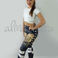 leggings-deportivos-de-mujer-gold-leaves-ropa-de-baile-deportiva