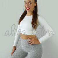 leggings-liso-clasico-gris-ropa-de-baile-deportiva