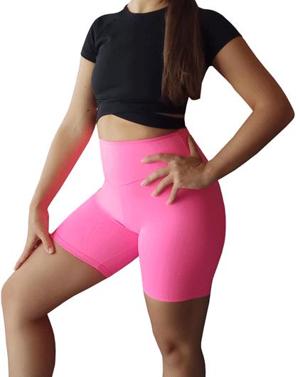 Ciclistas y Shorts